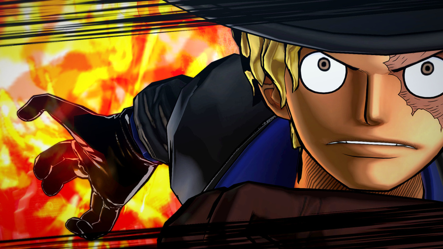 One Piece: Burning Blood Screenshot #8