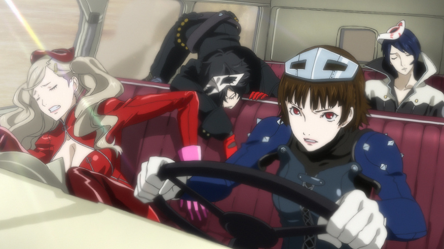 Persona 5 Screenshot #3