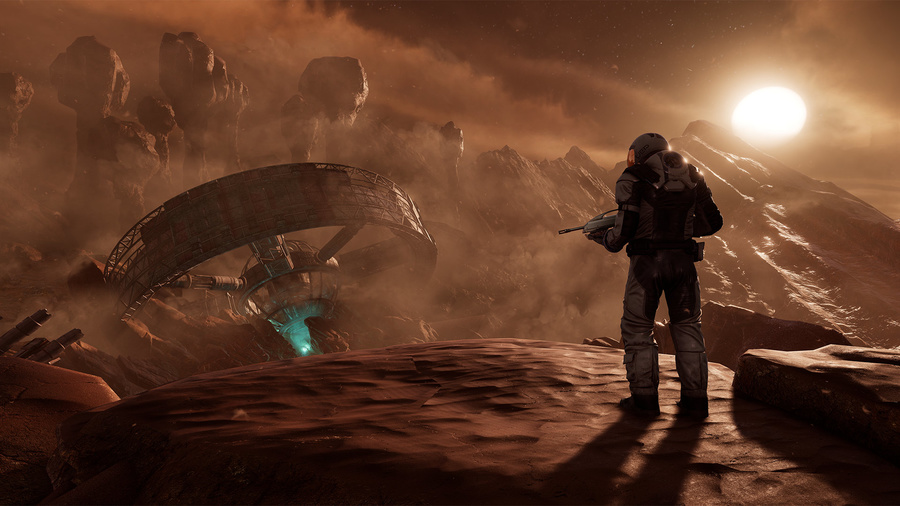 Farpoint Screenshot #1