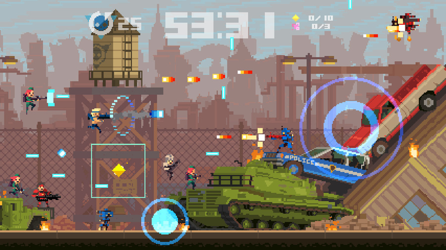 Super Time Force Ultra Screenshot #6