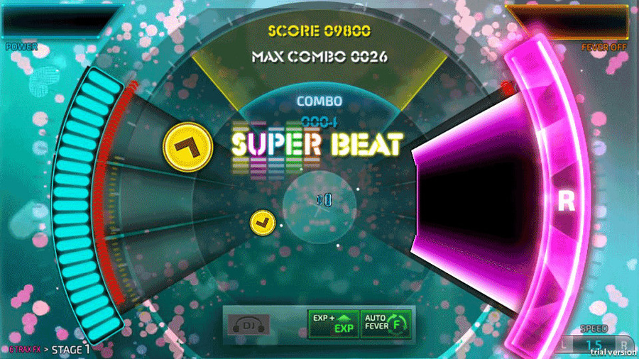 SUPERBEAT: XONiC Screenshot #6