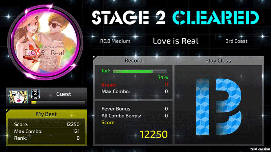 SUPERBEAT: XONiC Screenshot #10