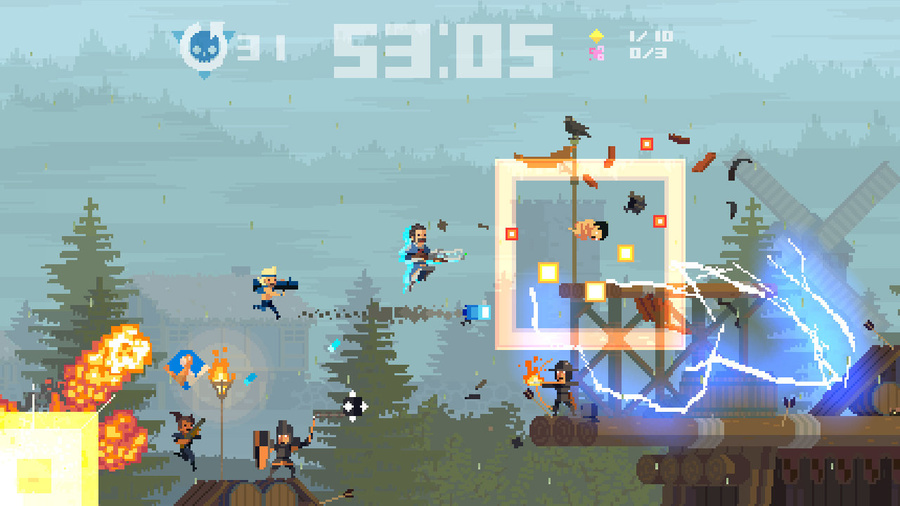 Super Time Force Ultra Screenshot #3