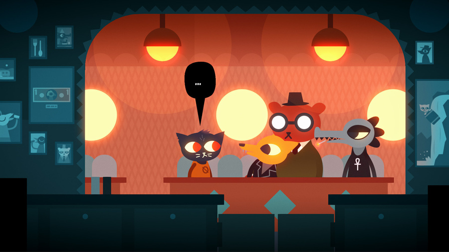 Night in the Woods Screenshot #2