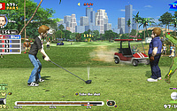 New Hot Shots Golf [Working Title] PS4 Screenshot