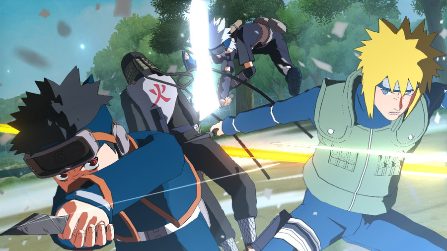 NARUTO SHIPPUDEN: Ultimate Ninja STORM Revolution Screenshot #1