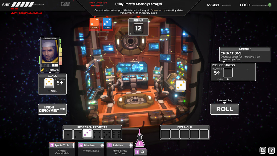 Tharsis Screenshot #7