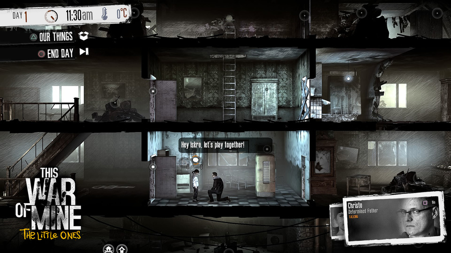 This War of Mine : The Little Ones Screenshot #3
