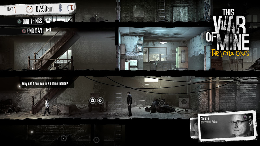This War of Mine : The Little Ones Screenshot #6