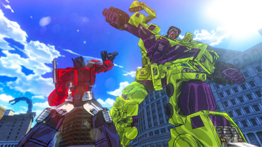TRANSFORMERS: Devastation Screenshot #7