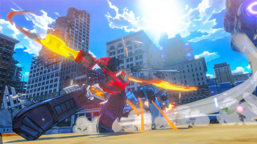 TRANSFORMERS: Devastation Screenshot #2
