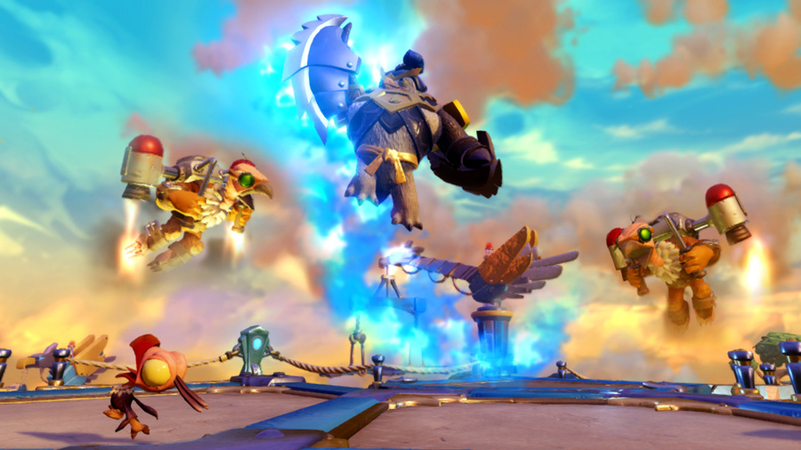 Skylanders Imaginators Screenshot #4