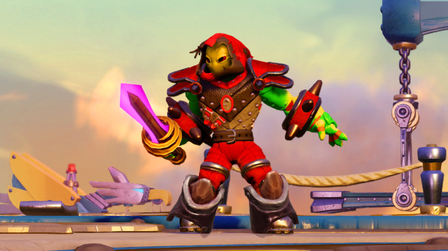 Skylanders Imaginators Screenshot #2
