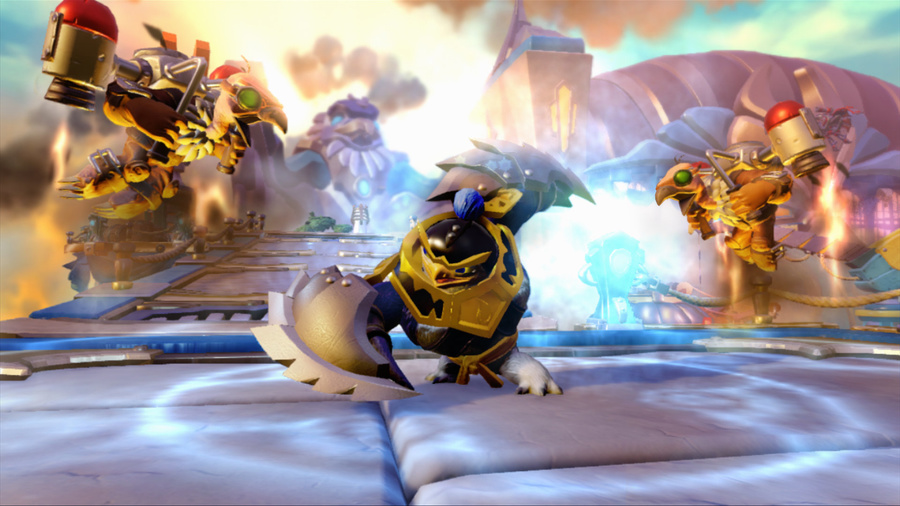 Skylanders Imaginators Screenshot #1
