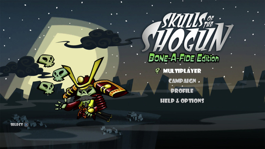 Skulls of the Shogun:  Bone-a-Fide Edition Screenshot #9