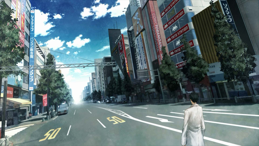 Steins;Gate Screenshot #1