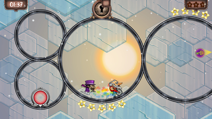 Ring Run Circus Screenshot #3