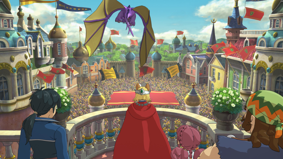 Ni no Kuni II: REVENANT KINGDOM Screenshot #2