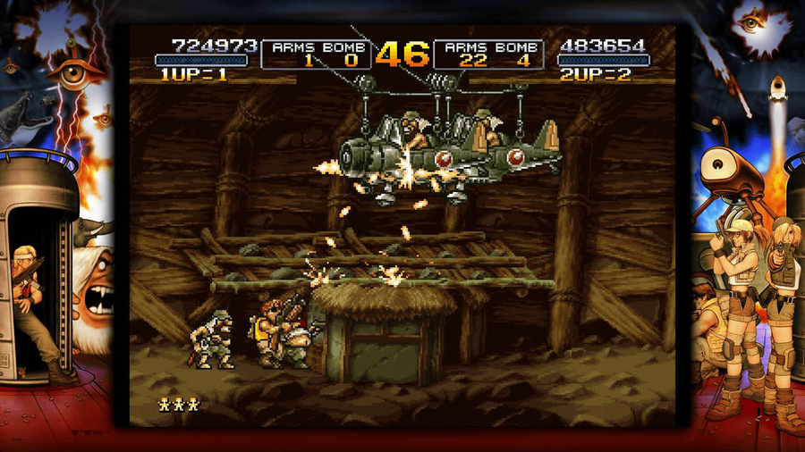 Metal Slug 3 Screenshot #3