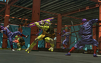 Teenage Mutant Ninja Turtles: Mutants in Manhattan PS3 Screenshot