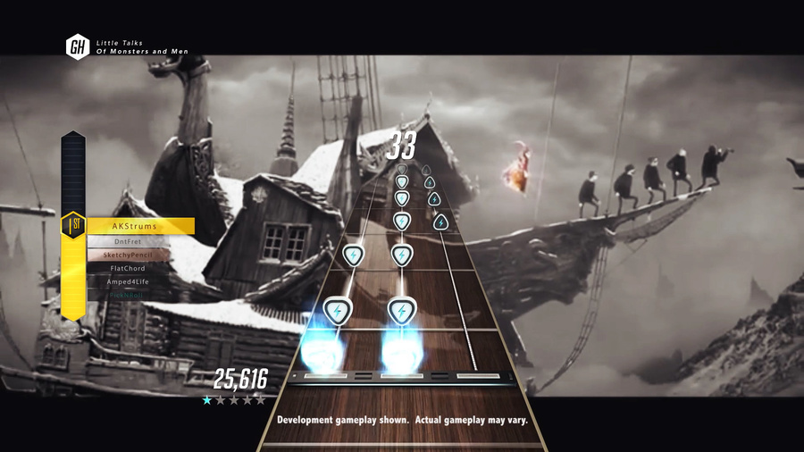 Guitar Hero Live Screenshot #4