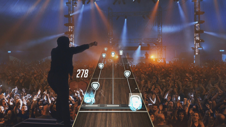 Guitar Hero Live Screenshot #1