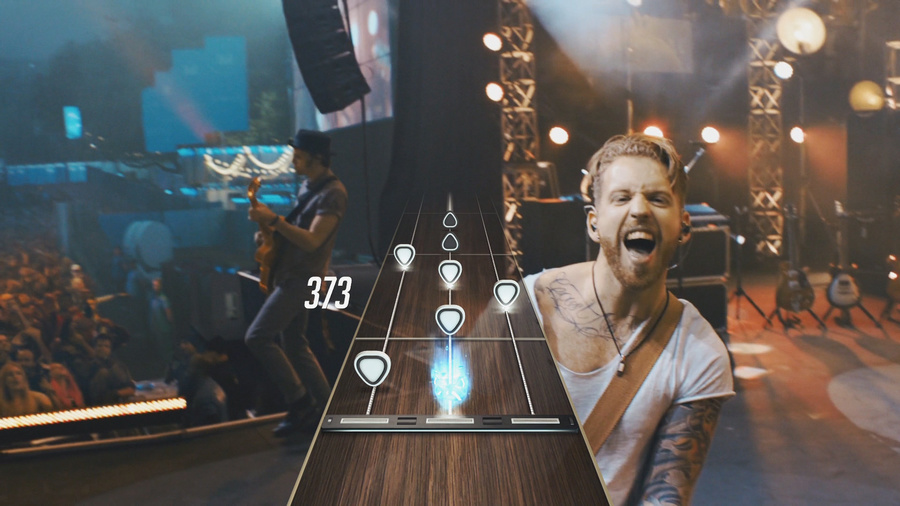 Guitar Hero Live Screenshot #2