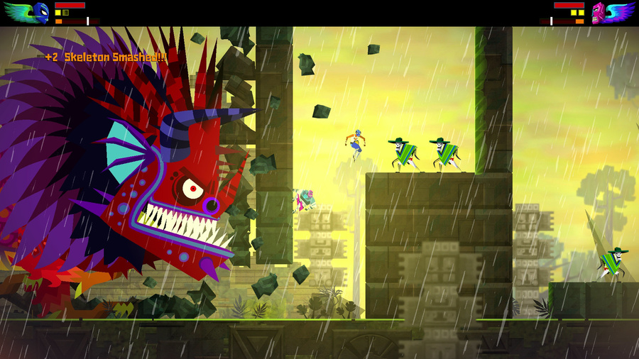 Guacamelee! Super Turbo Championship Edition© Screenshot #2