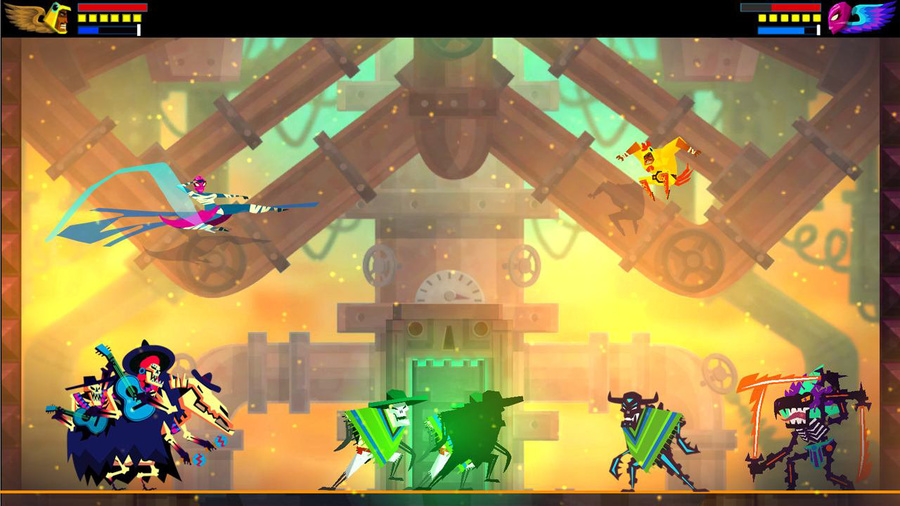Guacamelee! Super Turbo Championship Edition© Screenshot #19