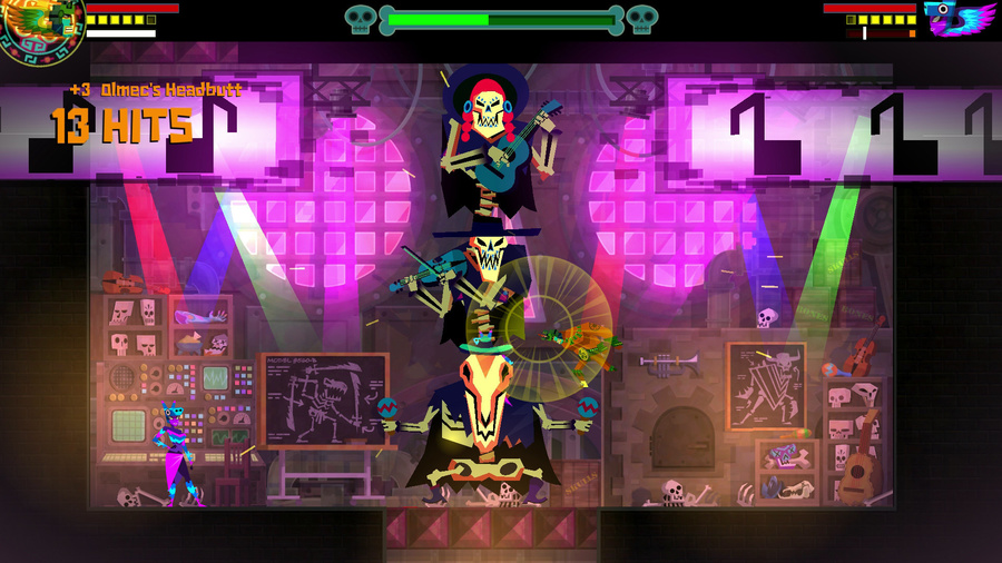 Guacamelee! Super Turbo Championship Edition© Screenshot #4