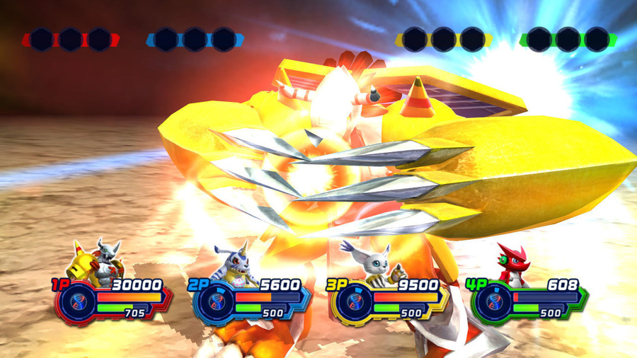 Digimon All-Star Rumble Screenshot #1