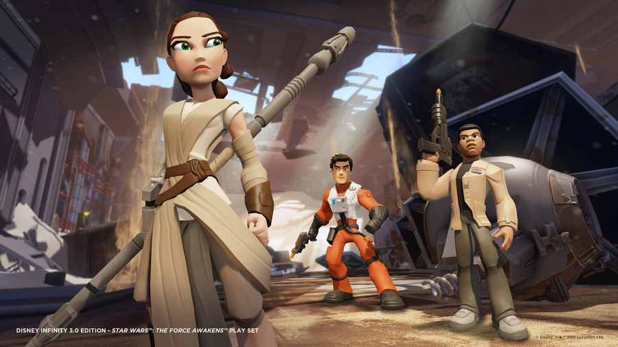 Disney Infinity 3.0 Edition Screenshot #5