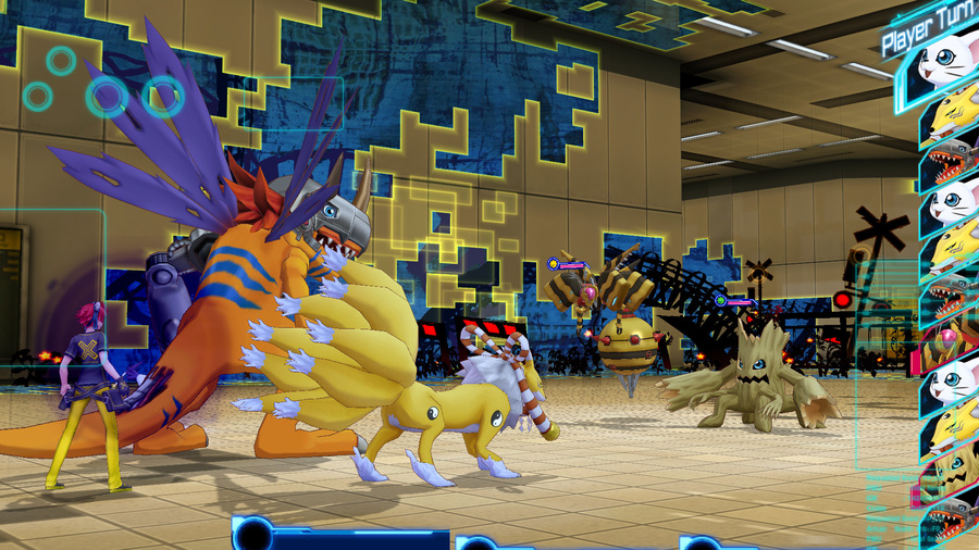 Digimon Story Cyber Sleuth Screenshot #5