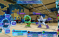 Digimon Story Cyber Sleuth PS Vita Screenshot