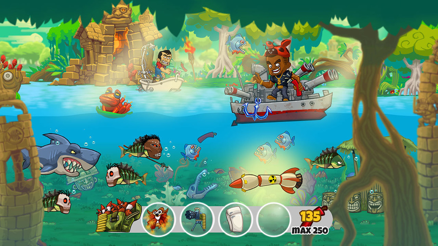 Dynamite Fishing – World Games Screenshot #8