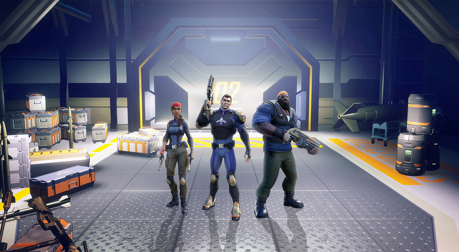 Agents of Mayhem Screenshot #2