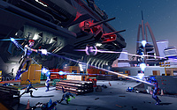 Agents of Mayhem PS4 Screenshot