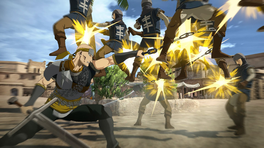 Arslan: The Warriors of Legend Screenshot #24