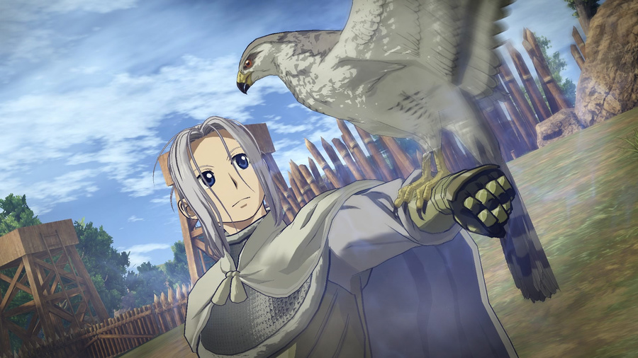 Arslan: The Warriors of Legend Screenshot #3