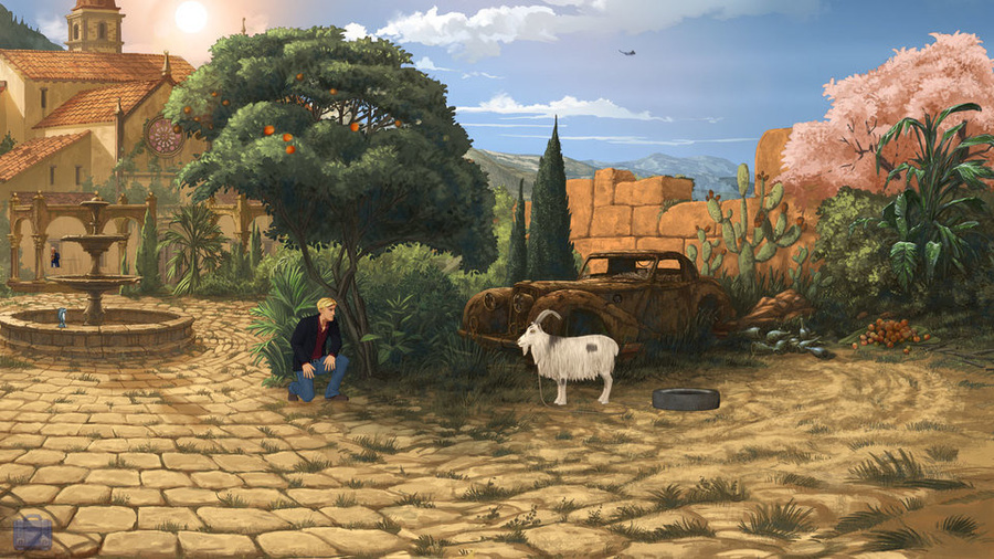 Broken Sword 5 The Serpent's Curse: Episode 2 Screenshot #5