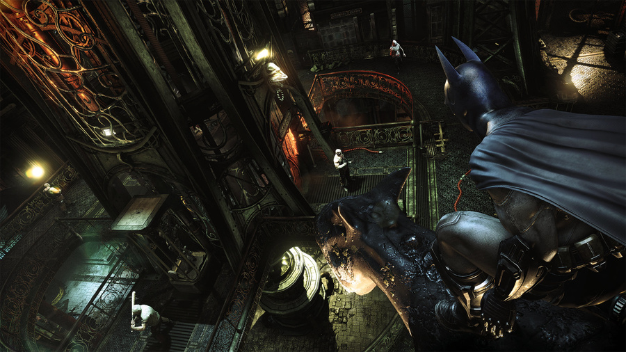 Batman: Return to Arkham Screenshot #1