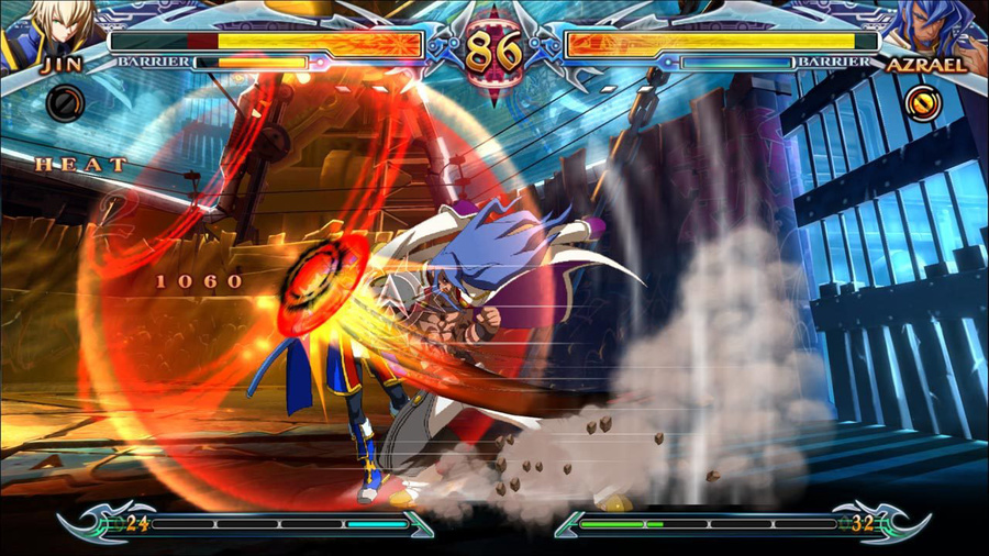 BlazBlue: Chrono Phantasma EXTEND Screenshot #6