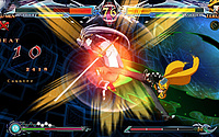 BlazBlue: Chrono Phantasma EXTEND PS Vita Screenshot