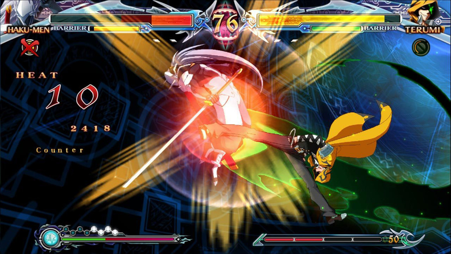 BlazBlue: Chrono Phantasma EXTEND Screenshot #7