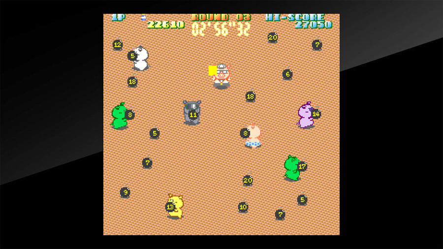 Arcade Archives Buta san Screenshot #8