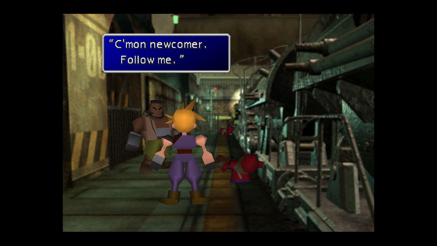 FINAL FANTASY VII Screenshot #2