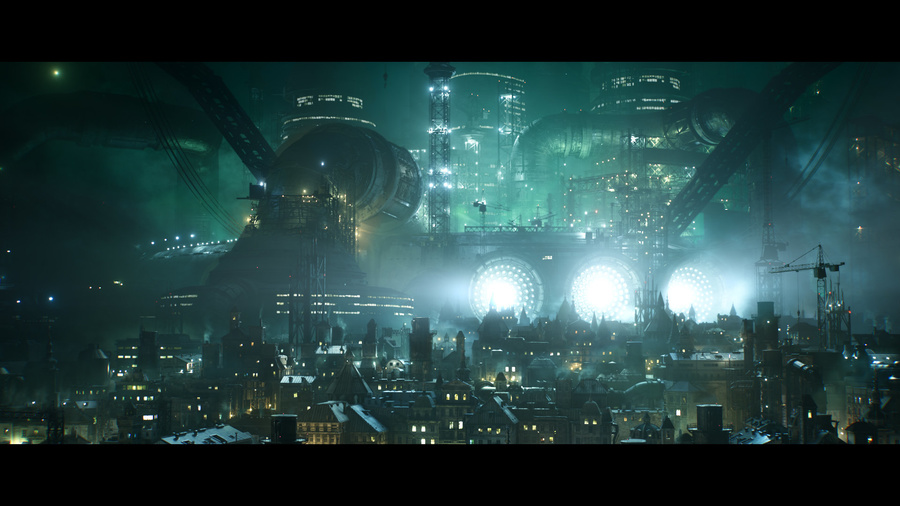 Final Fantasy VII Remake [Working Title] Screenshot #1