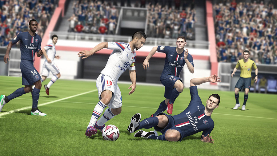 FIFA 16 Screenshot #1