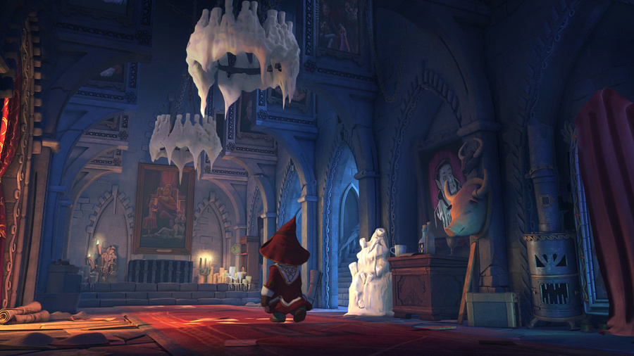 The Book of Unwritten Tales 2 Screenshot #9