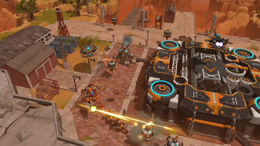 AirMech Arena Screenshot #5